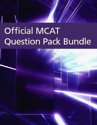 MCAT Question Pack Bundle