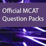 MCAT Question Packs