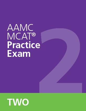 MCAT Practice Exam Two