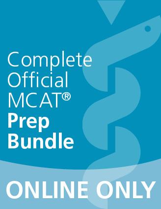 Online Only MCAT Test Prep Bundle