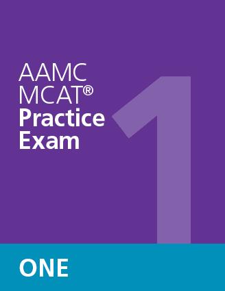 MCAT Practice Exam One