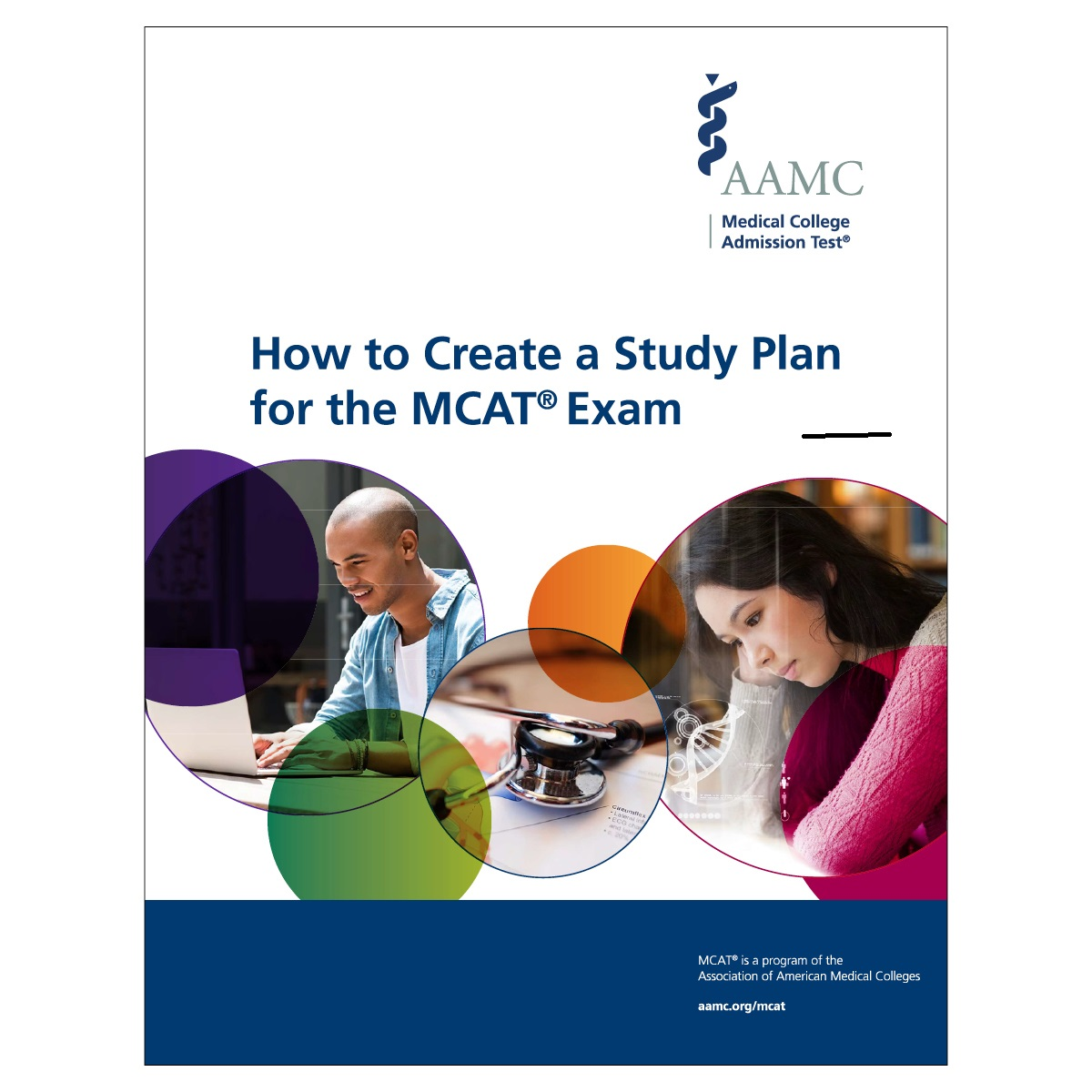 How to Create A Study Plan for the MCAT Exam cover