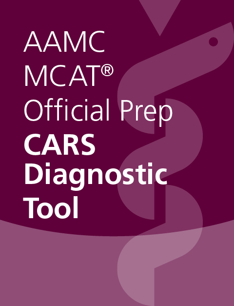 AAMC MCAT Official Prep CARS Diagnostic Tool