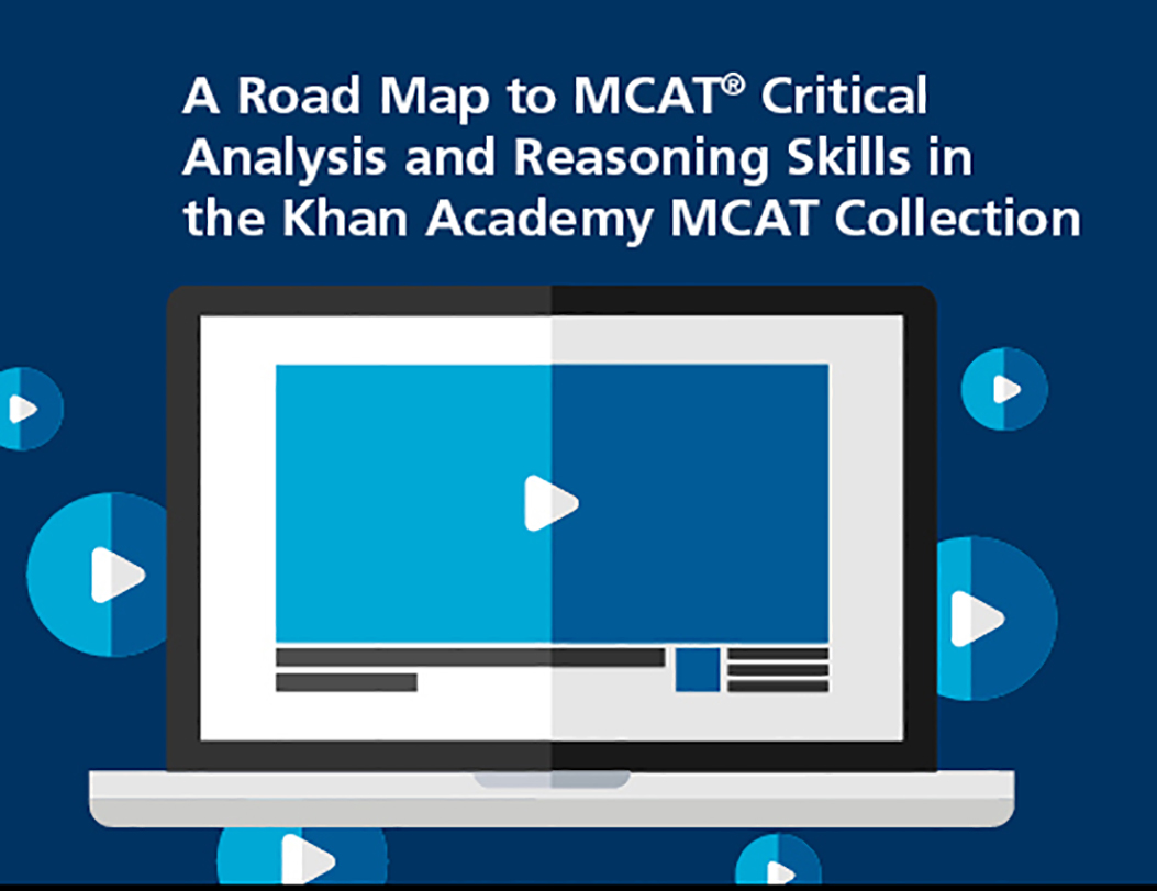 A Road Map to MCAT Critical Analysis and Reasoning Skills in The Khan Academy MCAT